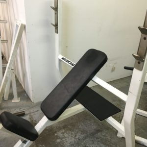 Maxicam Olympic Incline Bench _ 2nd Round Fitness