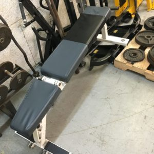 Misc Adjustable Bench _ 2nd Round Fitness