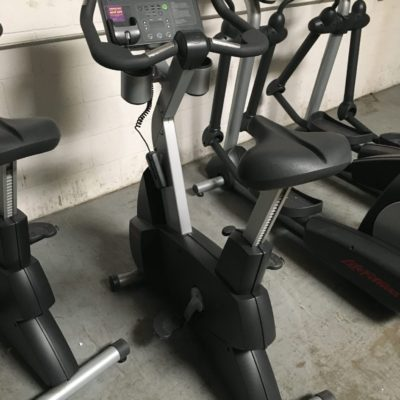 Life Fitness 95C Integrity Upright Bike _ 2nd Round Fitness