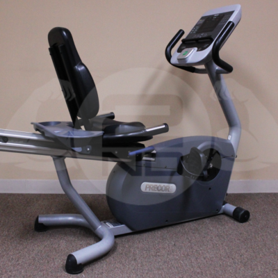 Precor 846i Experience Recumbent Bike _ 2nd Round Fitness