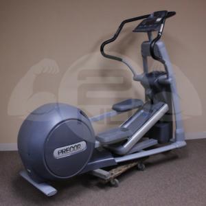 Precor EFX546i Soft Touch Elliptical _ 2nd Round Fitness