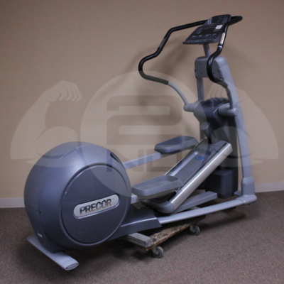 Precor EFX546i Soft Touch Elliptical _ 2nd Round Fitness
