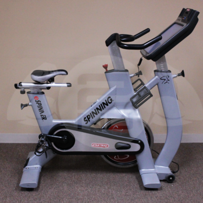 Star Trac E-Spinner Spin Bike _ 2nd Round Fitness